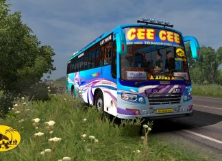 Install Indian Volvo Bus Mod In Ets 2 - 0425